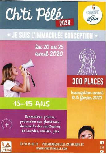 Affiche CHTI PELE 2020